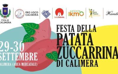 Festa della patata zuccarina – Calimera