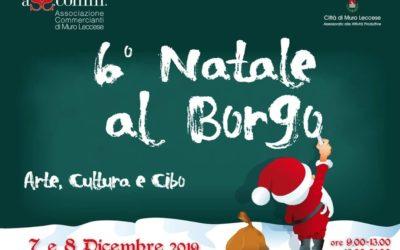 Natale al borgo 7e 8 dicembre 2019