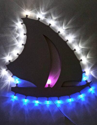 barca 90x90cm